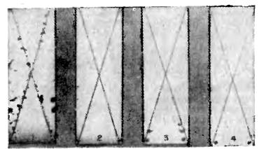 Внешние виды образцов никелированного алюминия
